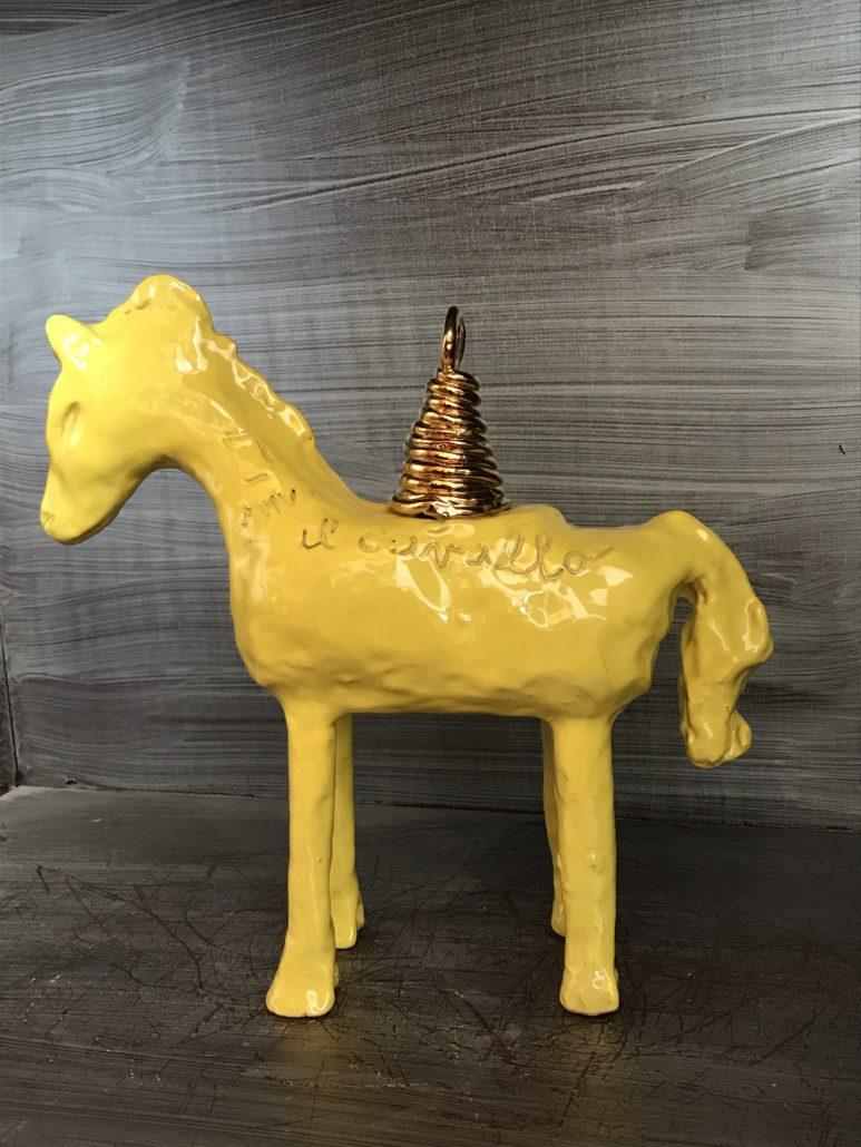 Il cavallo e di ginevra
